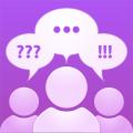 Random Teen Chat Icon