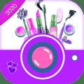 Makeup Beauty Camera & Face Makeover Photo Editor Icon