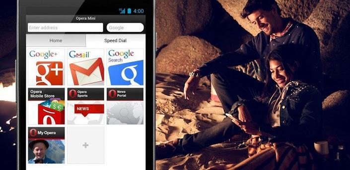 Opera Mini web browser apk
