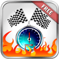 highway racing car Icon