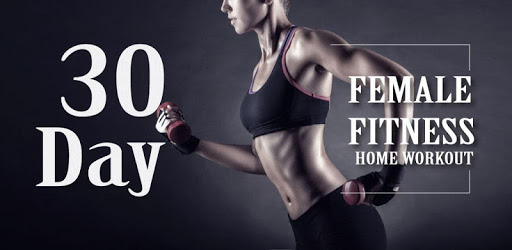 Female Fitness Pal - Women Workout at Home apk