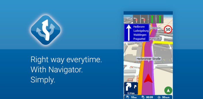 MapFactor Navigator - GPS Navigation Maps apk