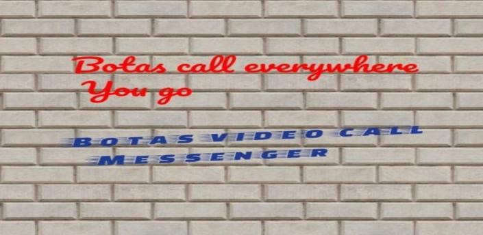 Botas Video call messenger apk