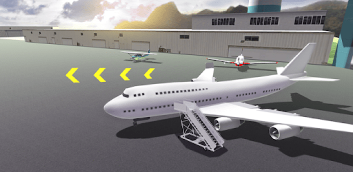 Airline Flight Pilot 3D: Flight Simulator Games apk