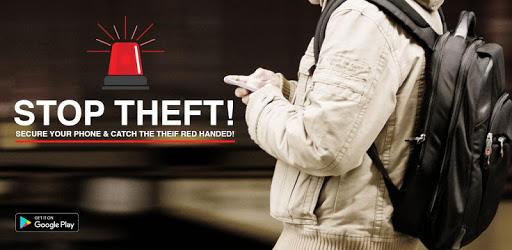 Anti Theft Phone Alarm  - Free Phone Security apk