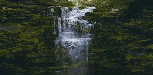 Natural Waterfall LWP apk