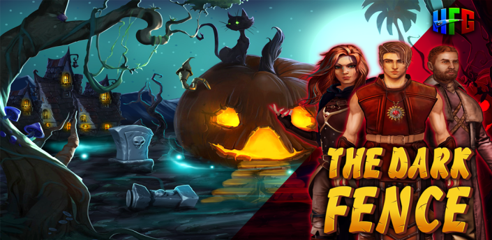 The Dark Fence -  Halloween Party Escape apk