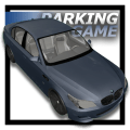 Extreme Fast Car Parking Icon