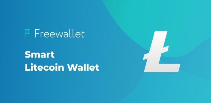 Litecoin Wallet. Buy & Exchange LTC — Freewallet apk