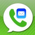 MailFon free calls & email Icon