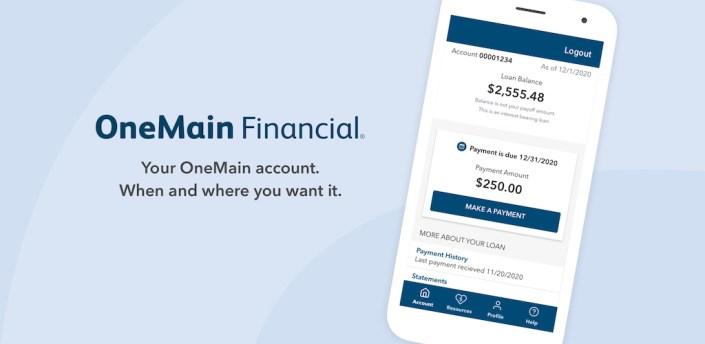 OneMain - Personal Loans apk