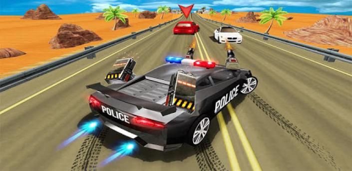 Grand Racing in Police Car 3d - Real Chase Mission apk