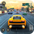 Car Highway Racing 2019: Endless traffic racer 3D Icon