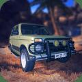 Russian Jeep Niva Icon