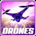 Tiny Drones - City Flight Icon