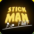 Stick Man Fight Online Icon