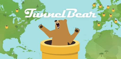 TunnelBear: Virtual Private Network & WiFi Proxy apk