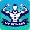 My Fitness - Home Workout (No Equipment) Icon