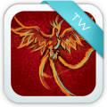 Phoenix Keyboard Icon
