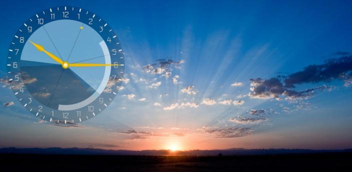 Sunclock - Sunrise, Sunset, Moon apk