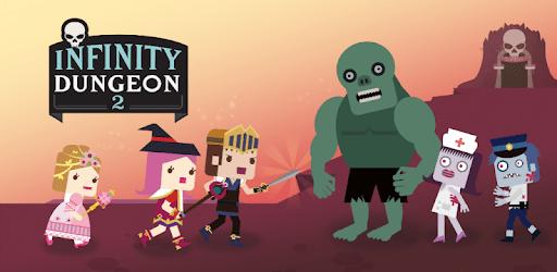 Infinity Dungeon 2 - Summoner Girl and Zombies apk