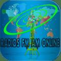 Radios Fm Am Online   Radios del Mundo Gratis Icon