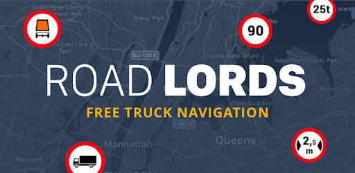 RoadLords - Truck GPS Navigation Free (BETA) apk