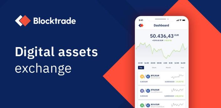 Blocktrade - Digital assets exchange apk