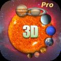 Solar System 3D Pro Icon