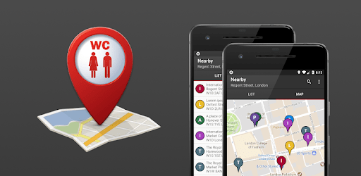 Toilet Finder | No. 1 Public Restroom Locator apk