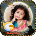 Good Night Photo Frames Icon