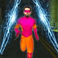 Superhero Gangster City - Superhero Rescue Games Icon