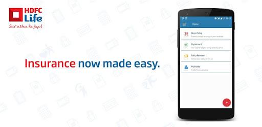 HDFC Life Insurance App apk