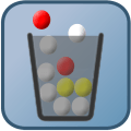 100 Marbles ball Icon