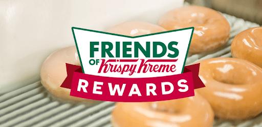 Friends of Krispy Kreme UK apk