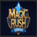 Latest Magic Rush Heroes game and guide download Icon