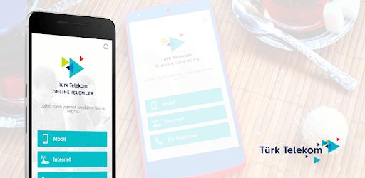Türk Telekom Online İşlemler apk