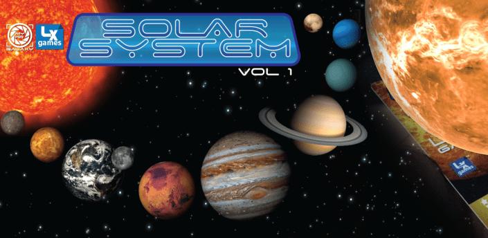 Augmented Reality Solar System - myARgalaxy apk