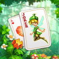 Solitaire Quest:  Elven Wonderland Story Icon