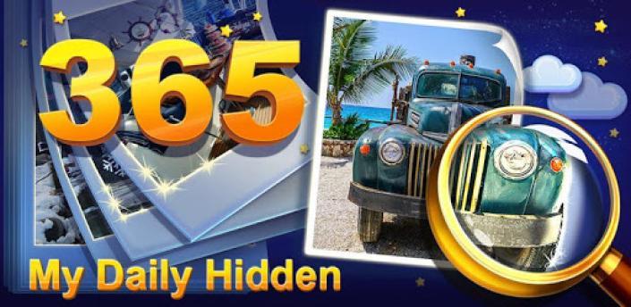 365: My Daily Hidden apk