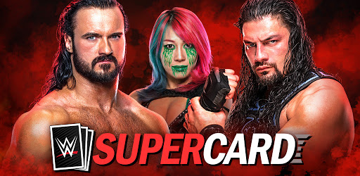 WWE SuperCard - Multiplayer Collector Card Game apk