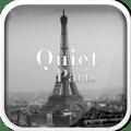 Quiet Paris Emoji Keyboard Icon