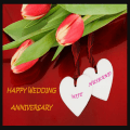 Anniversary Greeting Cards Icon