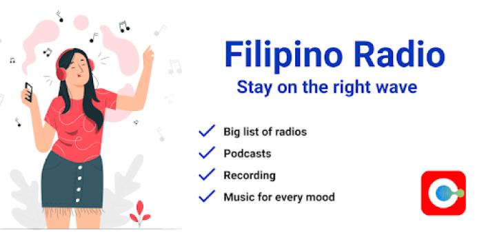 Philippines Radio Live - Internet Stream Player apk