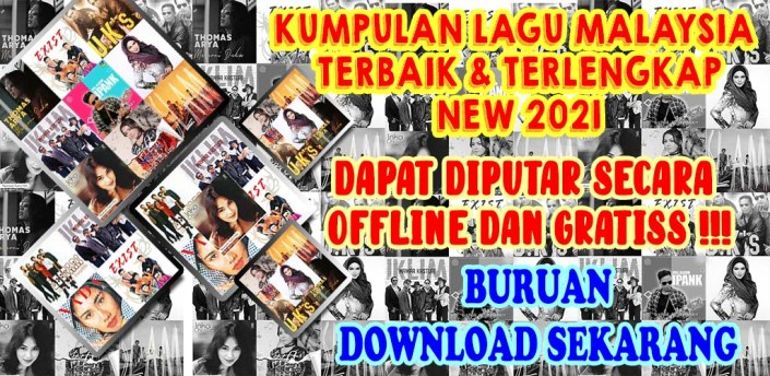 Lagu Malaysia Terlengkap 2021 Full Offline apk