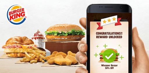 Burger King Singapore apk