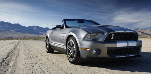 Wallpaper For Cool Mustang Shelby Fans apk