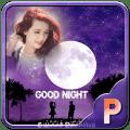 Good Night Photo Frames Icon
