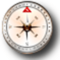 Compass & Map Icon