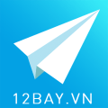San Ve May Bay Gia Re - 12Bay.vn Icon